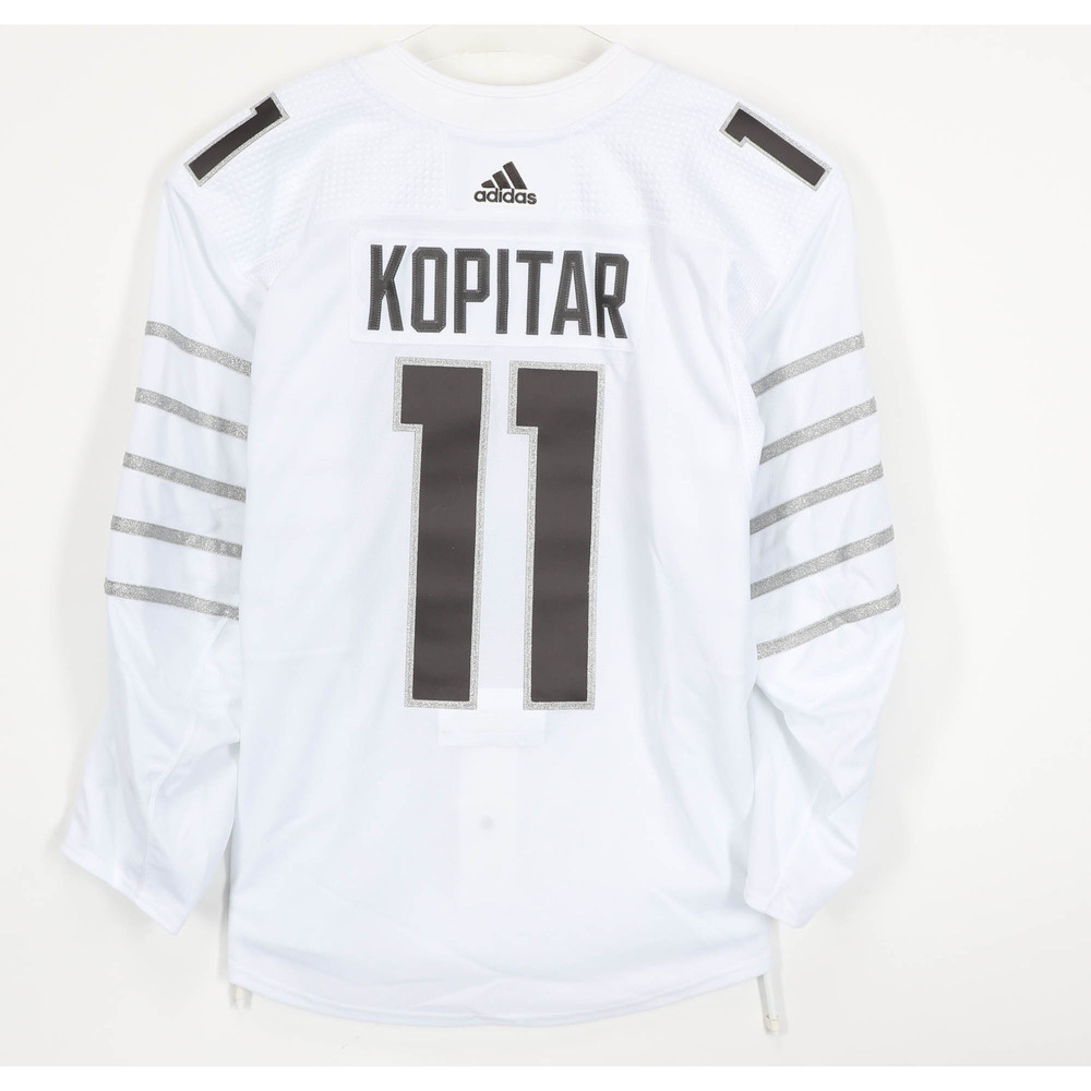 Anze Kopitar Los Angeles Kings Game-Used 2020 All-Star Game Jersey