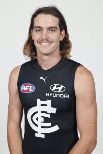 Photo of 2021 AFL Clash Player Guernsey - Luke Parks