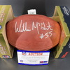 Legends - Patriots Willie McGinest Signed Authentic Football