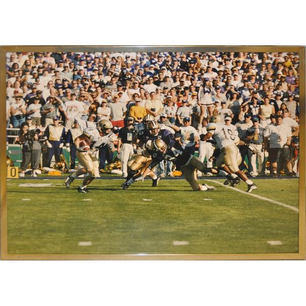 Photo of Framed // Rose Bowl Action