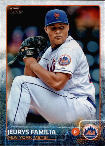 Photo of 2015 Topps #402 Jeurys Familia