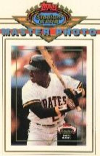 Photo of 1993 Stadium Club Master Photos #25 Barry Bonds