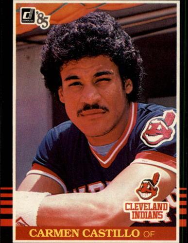 Photo of 1985 Donruss #590 Carmelo Castillo