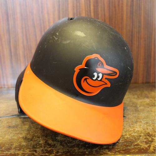 Photo of Stevie Wilkerson - Road Batting Helmet: Team-Issued