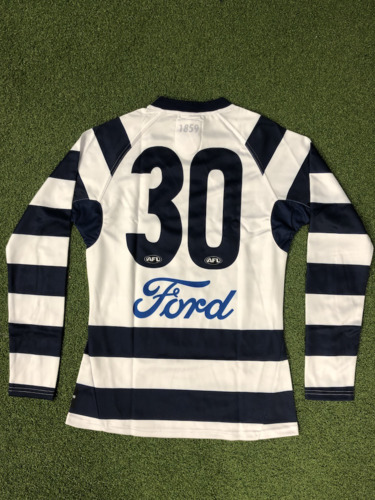 Photo of 2020 Player Issued Long Sleeve Home Guernsey - #30