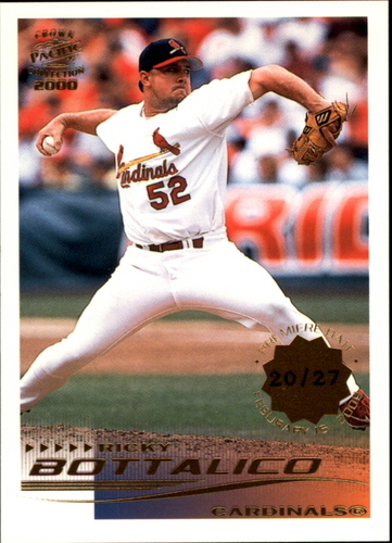 Photo of 2000 Pacific Crown Collection Premiere Date #228 Ricky Bottalico