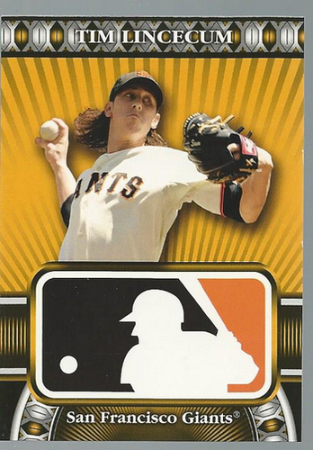Photo of 2010 Topps Logoman HTA #18 Tim Lincecum