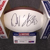 NFL - Chargers Darrell Stuckey signed panel ball