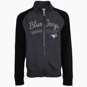 Toronto Blue Jays Vault Warm Up Full Zip y Campus Crew
