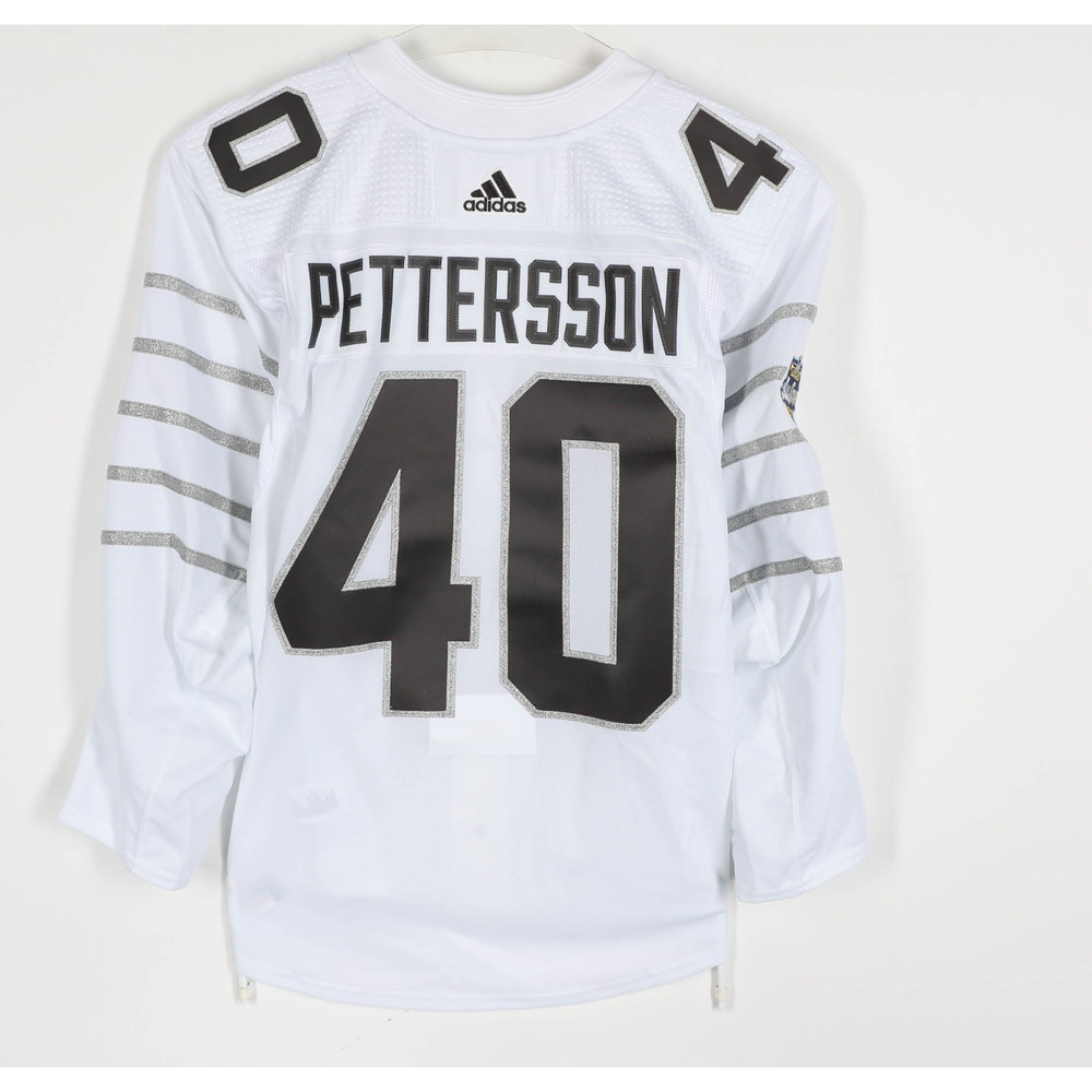 Elias Pettersson Vancouver Canucks Game-Used 2020 All-Star Game Jersey
