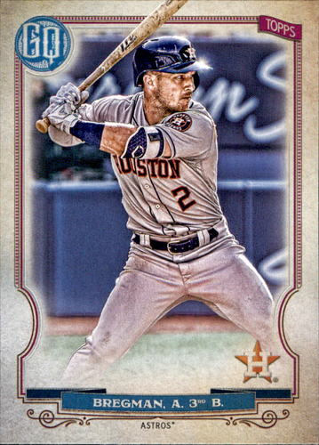 Photo of 2020 Topps Gypsy Queen #200 Alex Bregman