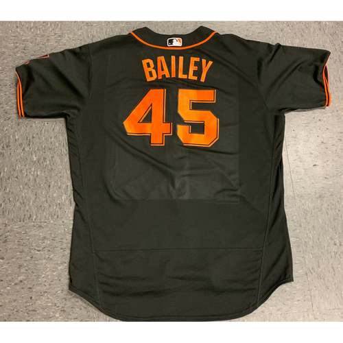 Photo of 2020 Team Issued Spring Training Jersey - #45 Andrew Bailey - Size 50