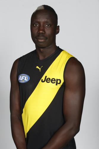Photo of 2021 Player Issue Alannah & Madeline Foundation Guernsey - Mabior Chol #41