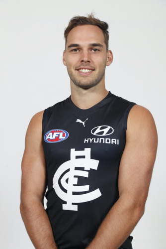Photo of 2021 AFL Clash Player Guernsey - David Cuningham