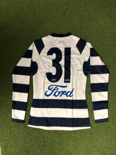 Photo of 2020 Player Issued Long Sleeve Home Guernsey - #31