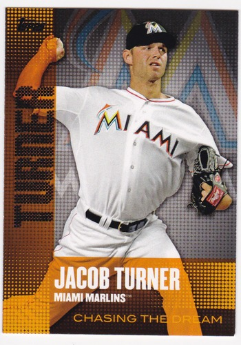 Photo of 2013 Topps Chasing the Dream #CD11 Jacob Turner