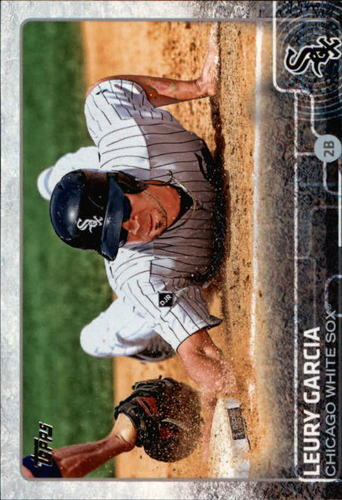 Photo of 2015 Topps #403 Leury Garcia