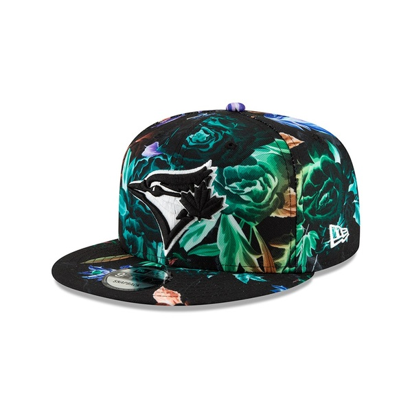 Toronto Blue Jays Floral Snapback Cap by New Era