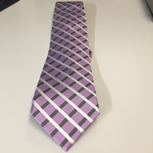 Jeremy Morin Hockey Fights Cancer Tie - Chicago Blackhawks