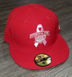 Photo of Pitch For Pink Game Day Cap