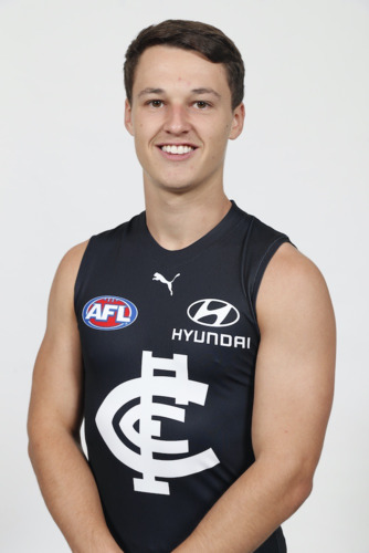 Photo of 2021 AFL Clash Player Guernsey - Corey Durdin