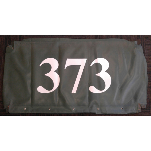Photo of Camden Yards 373 Right Field Wall Cover