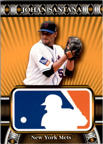 Photo of 2010 Topps Logoman HTA #23 Johan Santana