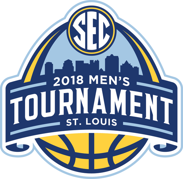 Clickable image to visit Tickets to the Men's SEC Basketball Tournament with Pre-game Hospitality Area Access