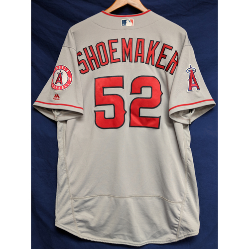 Photo of Matt Shoemaker Team-Issued Road Jersey