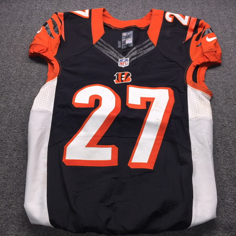 NFL Auction | NFL - Bengals International Series Dre Kirkpatrick ...