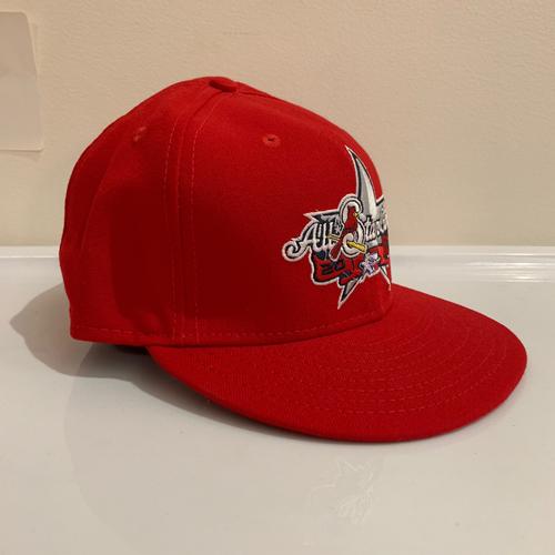 Photo of 2016 Texas League All Star Game -  Game Used Cap  - Mauricio Ramos (Kansas City Royals) Size - 7 -3/8