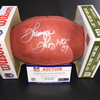 HOF - Bills Thurman Thomas Signed Authentic Football