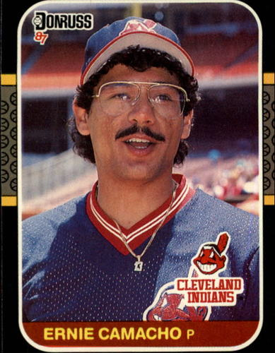 Photo of 1987 Donruss #350 Ernie Camacho