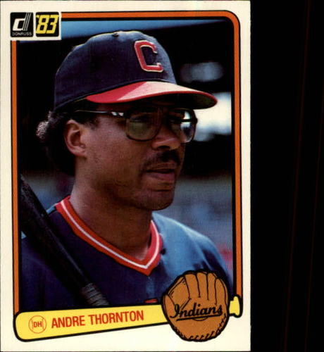 Photo of 1983 Donruss #211 Andre Thornton