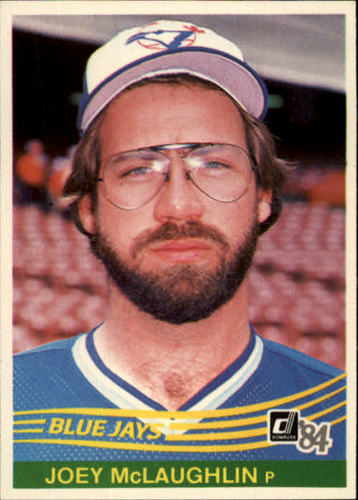 Photo of 1984 Donruss #617 Joey McLaughlin