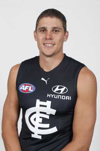Photo of 2021 AFL Clash Player Guernsey - Charlie Curnow