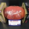 Legends - Seahawks Matt Hasselback Signed Authentic Football