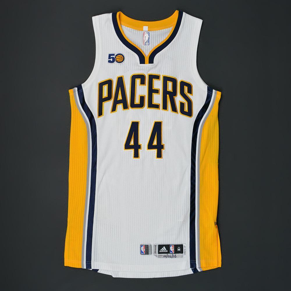 uk availability fe16e a1642 Jeff Teague - Indiana Pacers - Kia NBA Tip-Off '16 - Game ...