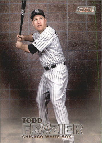 Photo of 2016 Stadium Club #11 Todd Frazier