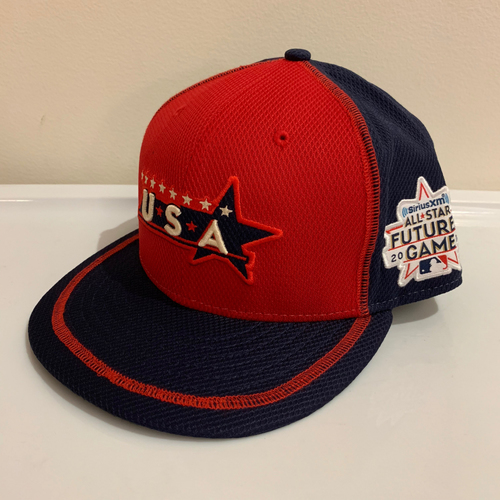 Photo of 2014 All Star Futures Game -  Game Used Cap  - Micah Johnson (Chicago White Sox) Size - 7 -1/4