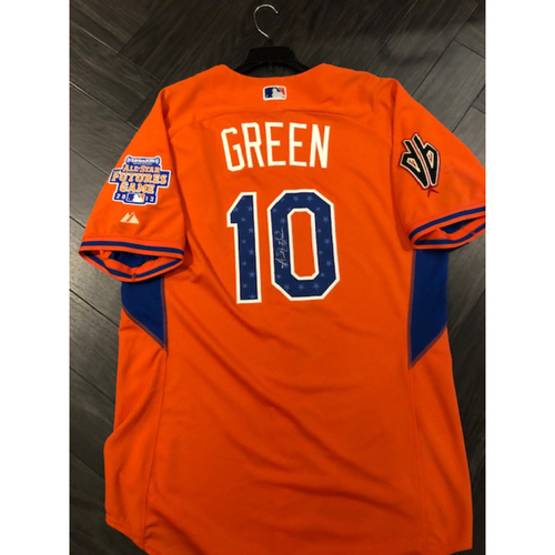 Photo of 2013 All Star Futures Game Autographed Jersey - Andy Green