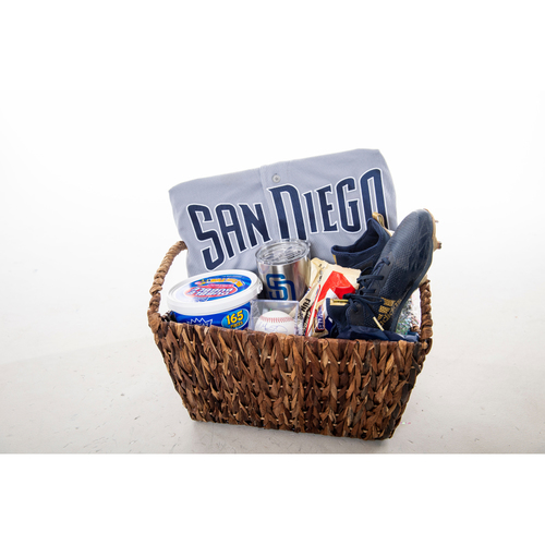 "Photo of Manuel Margot ""Favorite Things"" Basket"