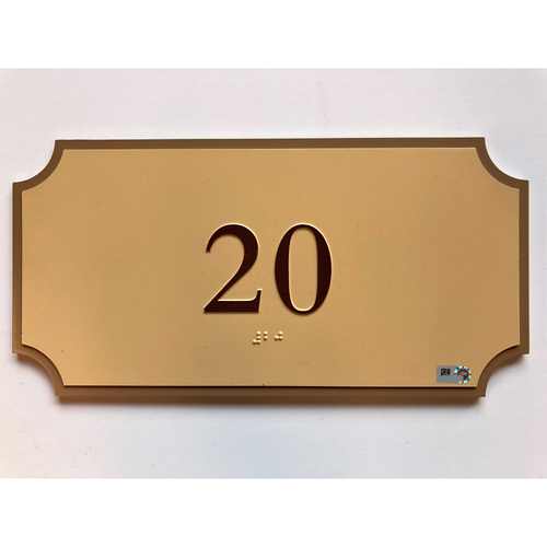 Photo of Minute Maid Park Suite 20 Sign