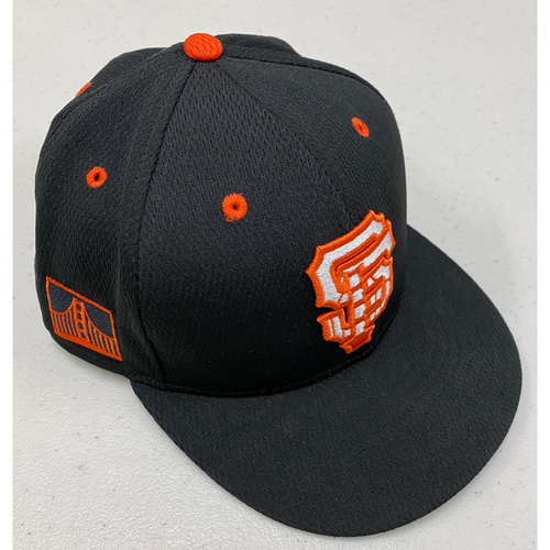 "Photo of 2020 Team Issued Spring Training Cap - ""KC"" 50-C - Size 7 3/8"
