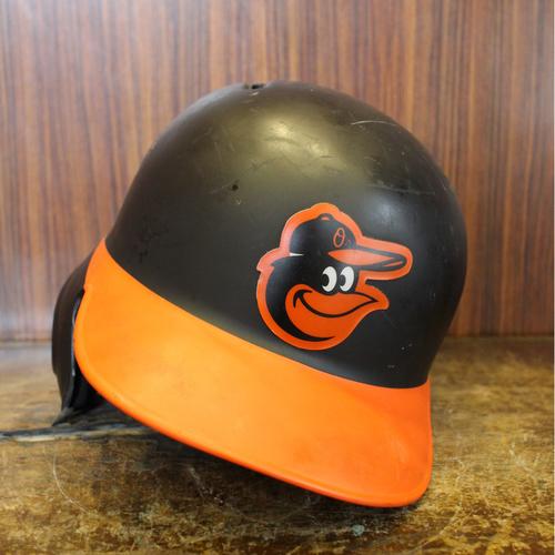 Photo of Asher Wojciechowski - Road Batting Helmet: Team-Issued
