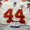 International Series - Chiefs Dorian O'Daniel Game Used Jersey (11/18/19) Size 42