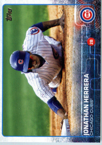 Photo of 2015 Topps Update #US326 Jonathan Herrera