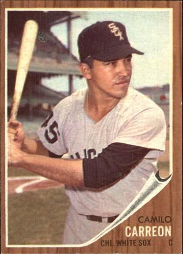 Photo of 1962 Topps #178 Camilo Carreon