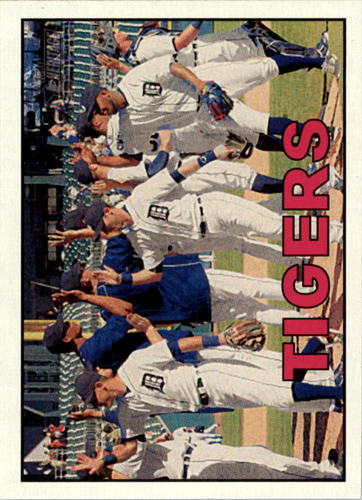 Photo of 2016 Topps Heritage #348 Detroit Tigers