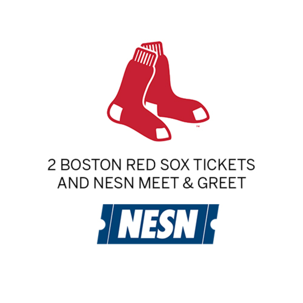 Two (2) Boston Red Sox Tickets and NESN Meet and Greet